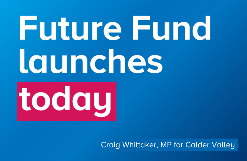 Future Fund launch