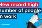 Record high employment figures