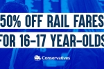 16-17 year old railcard
